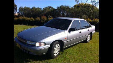 92 vp Holden commodore  Nowra Nowra-Bomaderry Preview