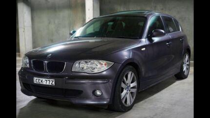 BMW 120i 2004 e87 urgent Parramatta Parramatta Area Preview