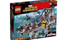 Brand New Lego 76057 Super Heroes Ryde Ryde Area Preview