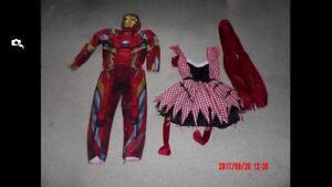 Kids Halloween Costumes pick up only