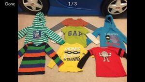 Boys 4T/5T Clothing - 49 Items - Smoke Free Home