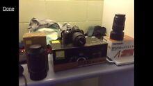 Nikon D3100 DSLR Camera with 3 lenses! Cairns Cairns City Preview