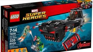 Brand new Lego 76048 Super Heroes Ryde Ryde Area Preview