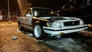 1990 Toyota Cressida *MANUAL SWAPPED*