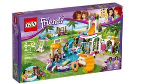 Brand New LEGO 41313 Friends Heartlake Summer Pool Ryde Ryde Area Preview