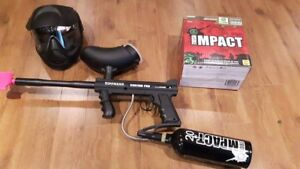 Paintball tippmann custom pro NEUF