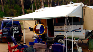 2003 Jayco eagle outback caravan Orielton Sorell Area Preview
