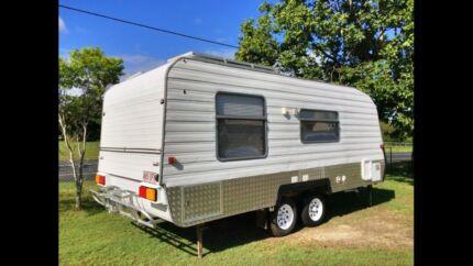 Windsor Statesman Caravan Elimbah Caboolture Area Preview