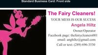 The Fairy Cleaners