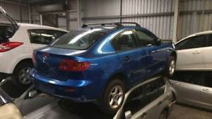Mazda 3 Sedan 2005 Wrecking Welshpool Canning Area Preview