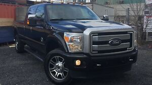 Ford f350 platinum