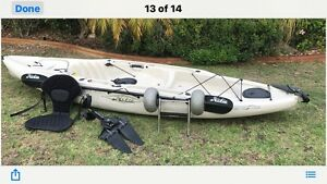 Hobie Mirage Kayak Greenfields Mandurah Area Preview