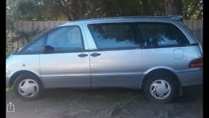1992 Toyota Tarago Wagon Taperoo Port Adelaide Area Preview