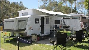 Jayco Expander 6 Berth Excellent Condition As new Narre Warren South Casey Area Preview