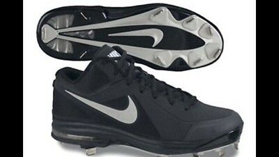 NEW NIKE AIR MAX MVP ELITE 3/4 Metal FlyWire Cleats Sz 14 524957-001