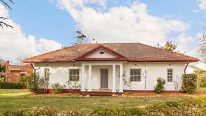 Lovely Old House in Reid Reid North Canberra Preview