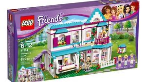 Brand New LEGO 41314 Friends Stephanie's House Ryde Ryde Area Preview