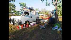 Fully equipped Toyota Campervan for sale! Penrith Penrith Area Preview