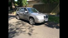 2006 Subaru Forester Xt Luxury Elwood Port Phillip Preview