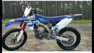 2010 YZ450F Yamaha Wacol Brisbane South West Preview