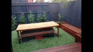 Outside table & chairs $350 Spotswood Hobsons Bay Area Preview