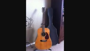 Wanted: Sigma Acoustic Guitar