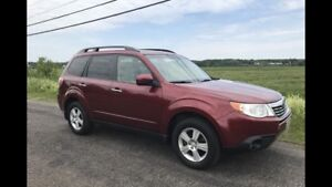 **REDUCED*  2009 Subaru Forester