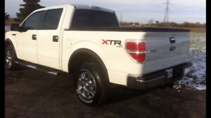 2009 Ford F-150 crew cab 4x4 certified