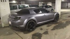 Mazda rx8 need gone