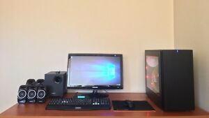 Powerful Gaming PC, Custom Built, Liquid Cooled i7 Mango Hill Pine Rivers Area Preview