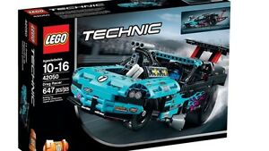 Brand New LEGO 42050 Technic Drag Racer Ryde Ryde Area Preview