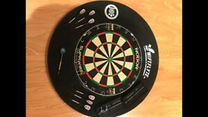 Nodor Superwire 2 dart board