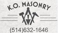 "K.O. Masonry "" Masonry restoration experts"