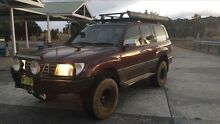 105 series Landcruiser swaps for something of interest Cooma 2630 Cooma-Monaro Area Preview