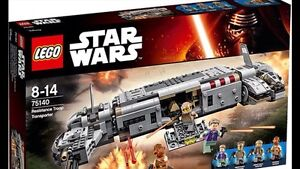 Brand new Lego 75140 Star Wars Ryde Ryde Area Preview