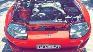 Single Turbo Supra for sale or swap Kingswood Penrith Area Preview