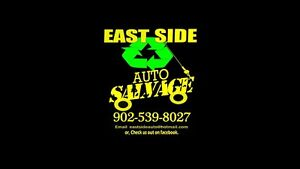 East Side Auto Salvage ltd !!!Now buying!!!