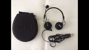 Telex 850 Noise Cancelling Headset