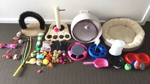 Cat/Kitten Accessories & Toy Bundle Tapping Wanneroo Area Preview