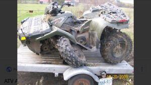 Wanted broken ATV