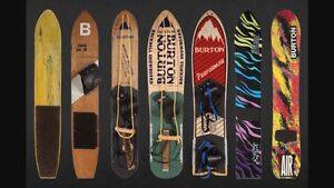 Looking for old, vintage, antique snowboards