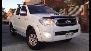 Toyota Hilux Sr5 Revesby Heights Bankstown Area Preview