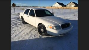 2007 Crown Victoria P71 For Trade or Cash