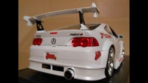 Acura RSX type R die-cast 1/18 scale