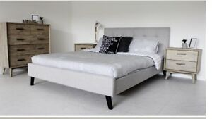 Upholstered bed Lilyfield Leichhardt Area Preview