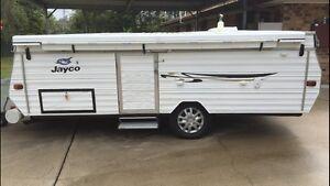 Jayco Swan Camper Van / pop top Bellmere Caboolture Area Preview