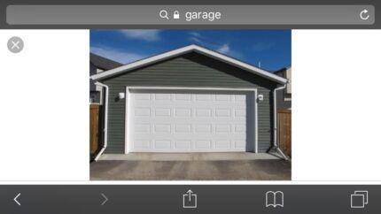 Wanted RENT GARAGE
