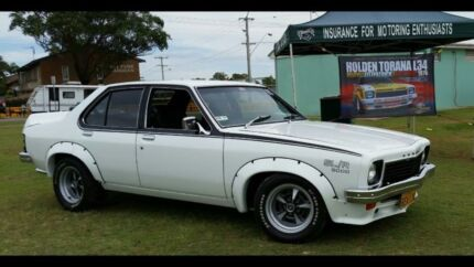 Wanted: WANTED TO BUY wonder if anyone has a torana L34 forsale