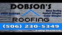 Dobson's Roofing
