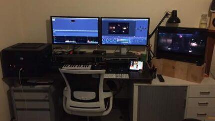 X99 Video Editing Hackintosh Elsternwick Glen Eira Area Preview